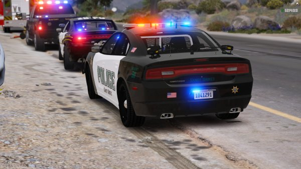Sandy Shores PD assisting on Route 13