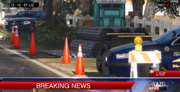 BCSO T.E.D : Construction Zones