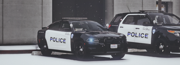 Del Perro '18 Police Charger