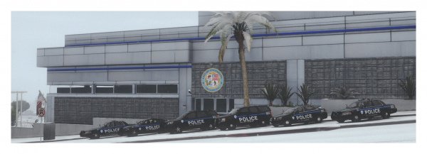 2018 Vinewood PD Fleet