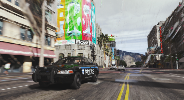 CVPI Vinewood District