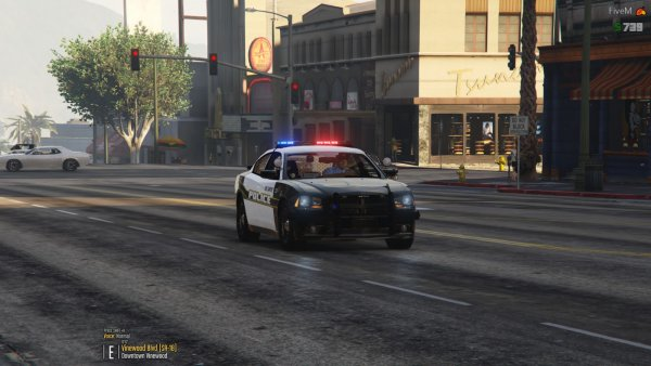 LSPD going somewhere