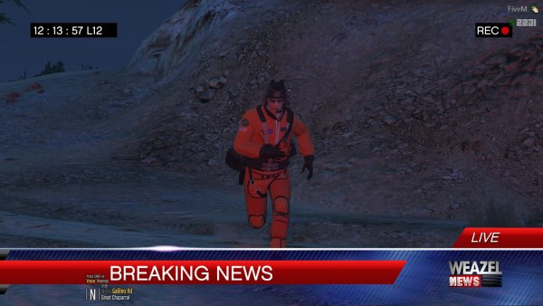 Air Units repelled from APEX to assist in the Search and Rescue