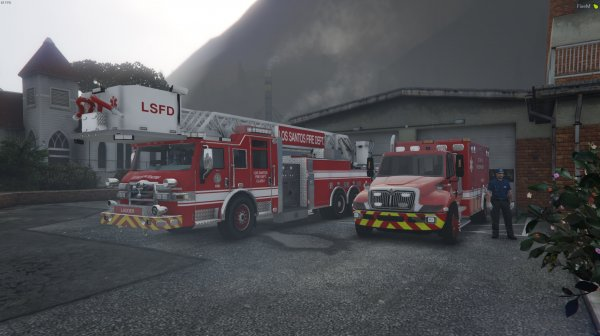 Fire Unit Paleto