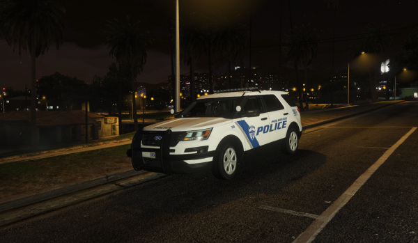 Park Services // Los Santos Police Department