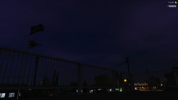 Paleto looks lit at night