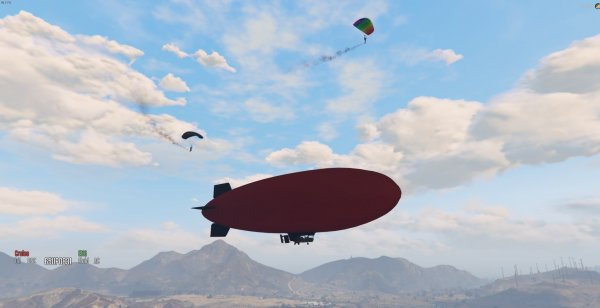 Blimp jumper