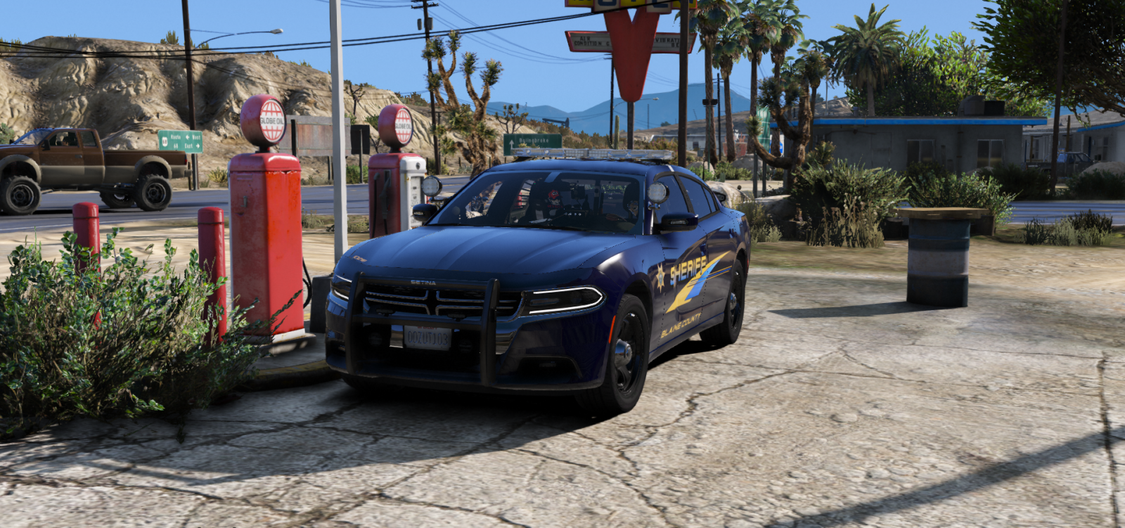 BCSO Charger
