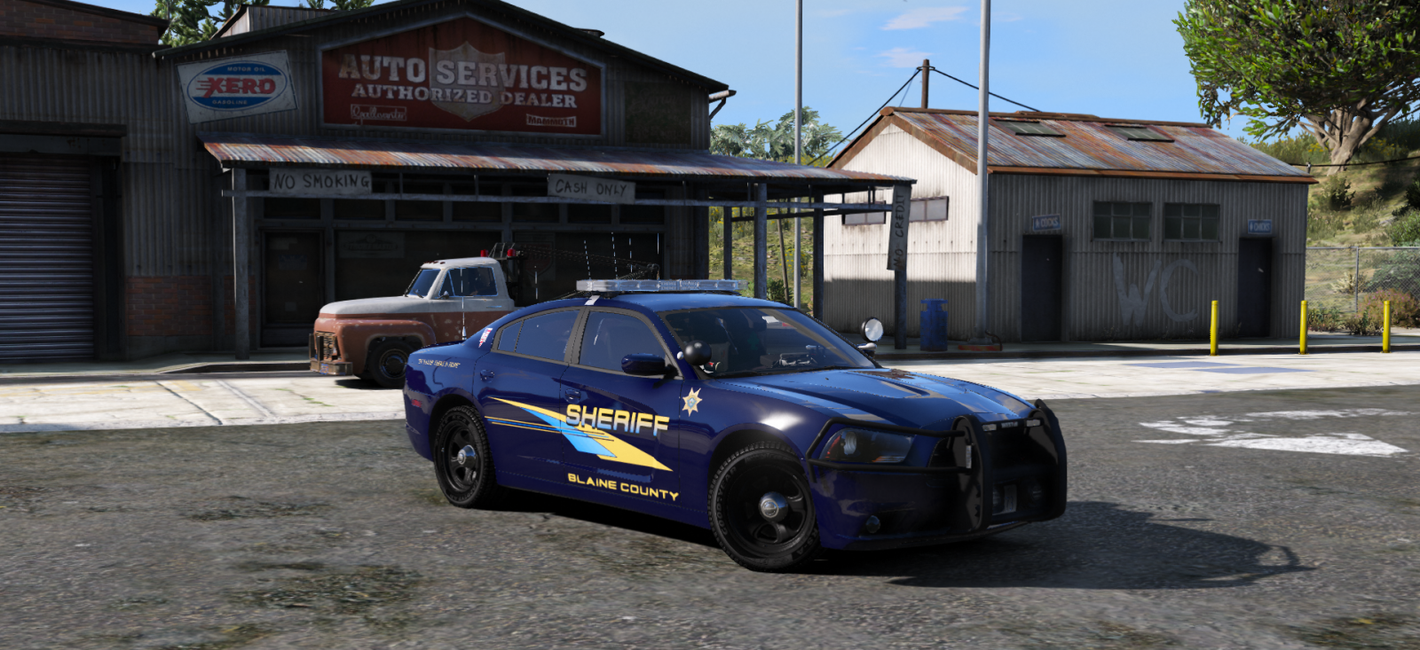 '14 Dodge Charger BCSo