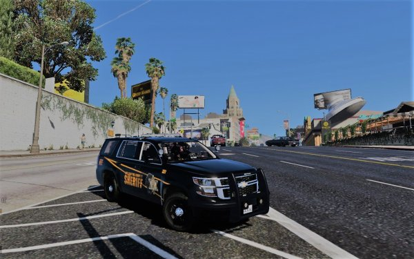 First LCSO patrol was a sucess!