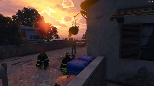 Beautiful Sunset Paleto