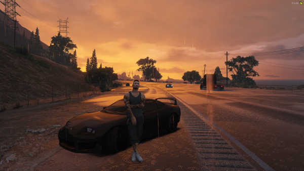 Sunset Paleto