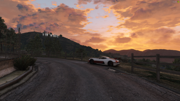 Beautiful view Vinewood