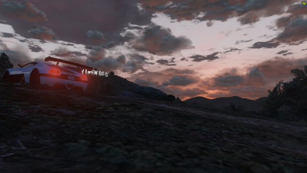 Vinewood Sunset beautiful