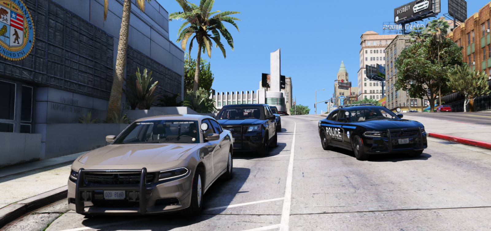 Vehicles of Vinewood