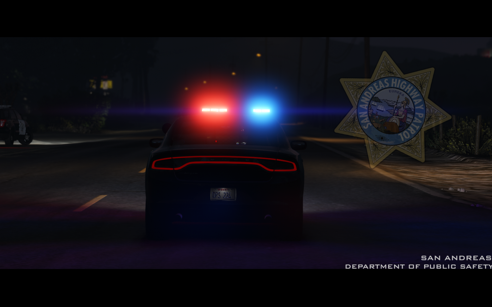 San Andreas Department of Public Safety