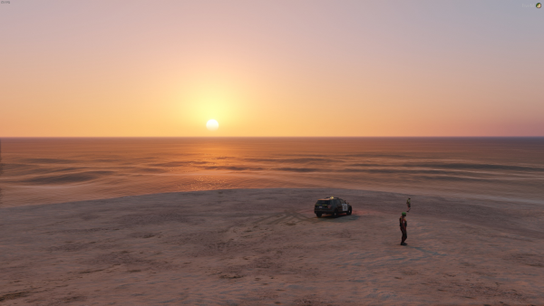 Sunset in Paleto.1