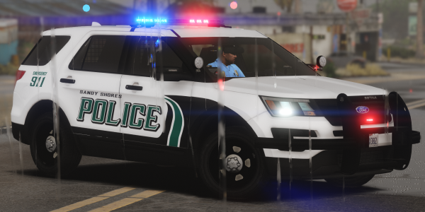Sandy Shores Police Explorer