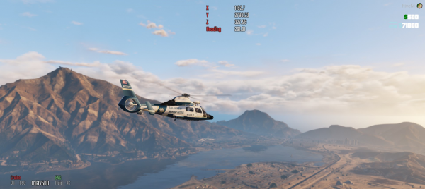 Is that a helicopter?