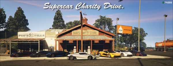 Super Car Charity