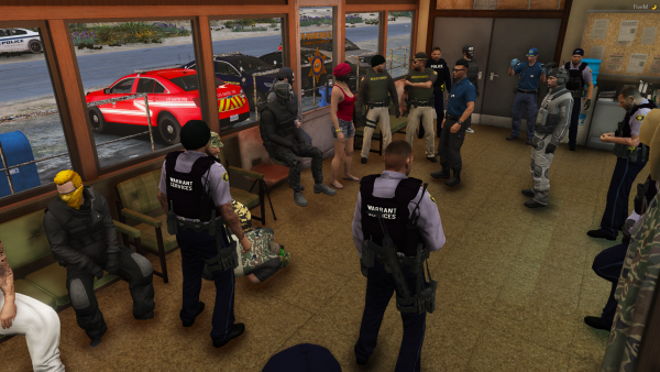Joint WSU and CID Operations
