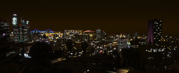 LSPD - The City From Above