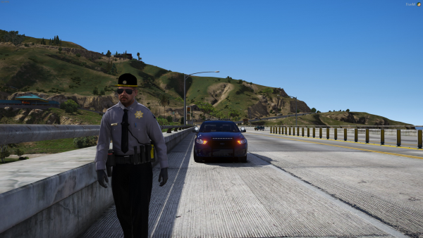 Walking the Highway DPS