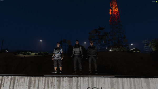 Jump from Vinewood Sign
