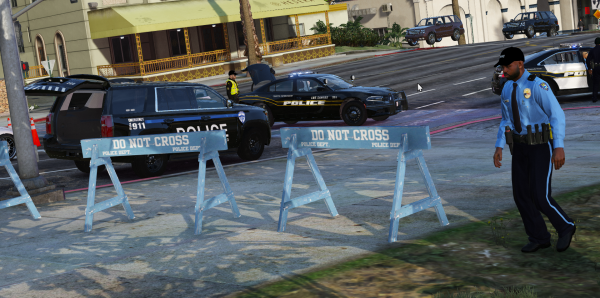 Crime Scenes Way better with props
