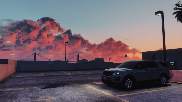 Sunset in Los Santos (10-12 with a Sergeant)