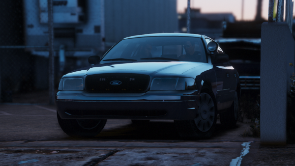Good Ol' Crown Vic