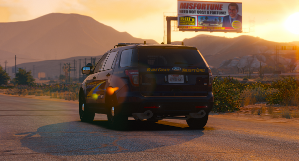 Blaine County Sheriff's Office