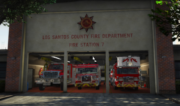Station 7 Active and ready for calls