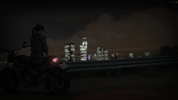 Night Ride In LS