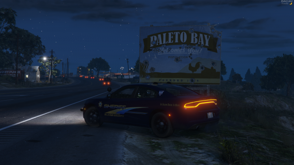 Welcome to Paleto