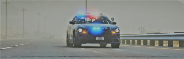 2014 DPS Charger responding Code 3 to a 10-99 on Route 13.