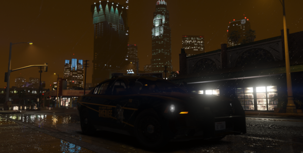 The LCSO Charger will be missed
