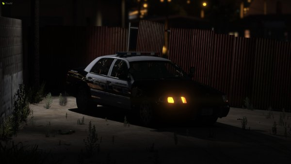 Classic LAPD Vibes!