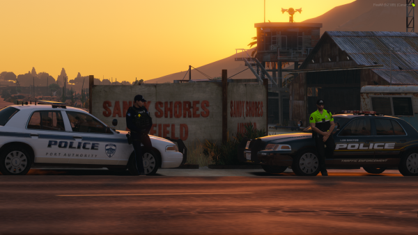 PA and TEU in Sandy Shores
